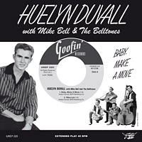 Huelyn Duvall with Mike Bell & The Belltones  GREP220